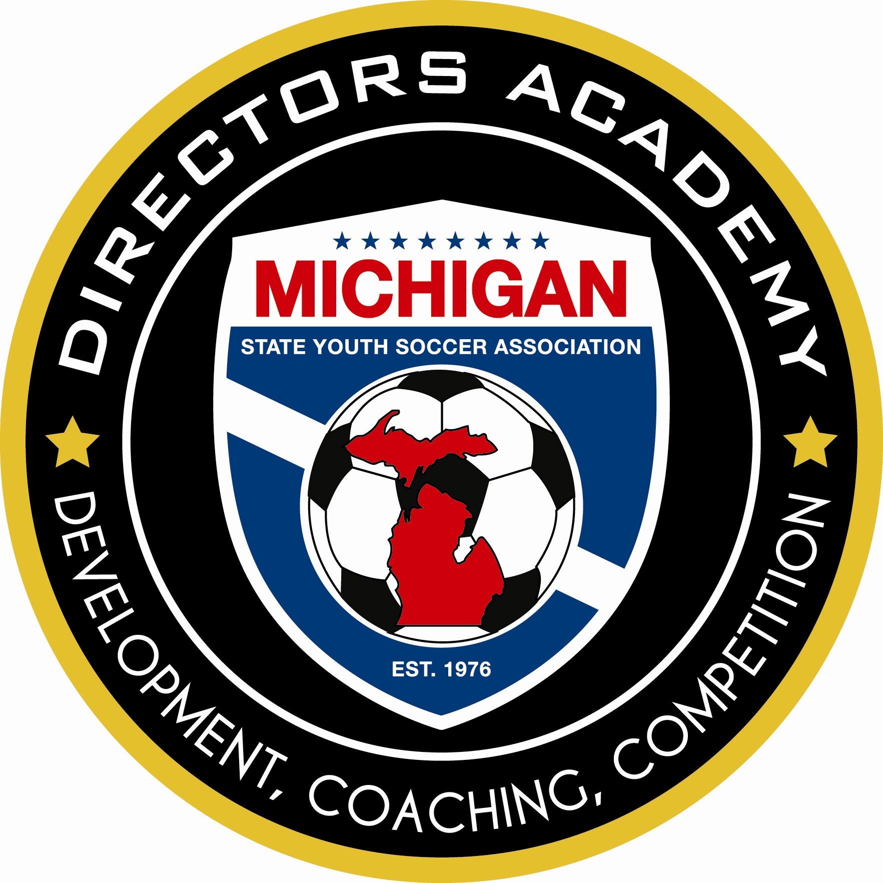 Midland Soccer Club selected to the Director's Academy!