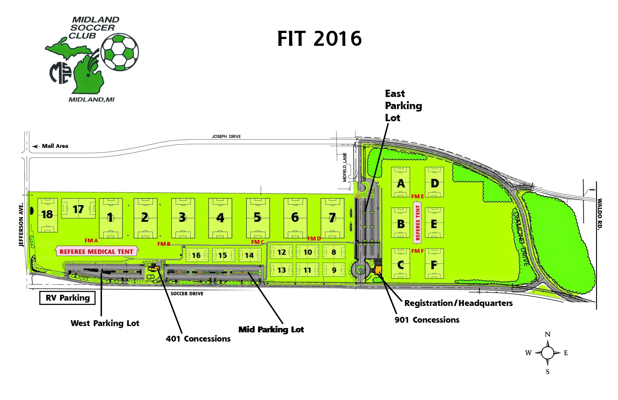 2016 FIT Map